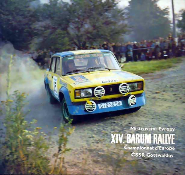 Barum Rally: XIV. Barum Rallye 1984